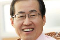 윤석열 지지자, 홍준표 공격···홍 캠프 인사 부...